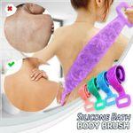 SILICONE BRUSH – SILICONE BATH BODY BRUSH 🔥 HOT DEAL - 50% OFF 🔥