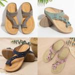 Woman Orthopedic Comfy Premium Summer Slippers 🔥 HOT DEAL - 50% OFF 🔥