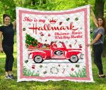 Christmas Georgia Bulldogs Quilt Blanket Great Customized Blanket Gifts For Birthday Christmas Thanksgiving