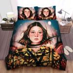 Stranger Things Nosebleed Eleven Digital Artwork Bed Sheets Spread Comforter Duvet Cover Bedding Sets