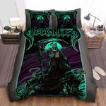Metallica Death Of The Deep Bed Sheets Spread Comforter Duvet Cover Bedding Sets