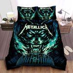 Metallica In Bucharest Bed Sheets Spread Comforter Duvet Cover Bedding Sets
