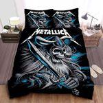 Metallica In Helsinki Bed Sheets Spread Comforter Duvet Cover Bedding Sets