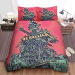 Metallica- Portugal Bed Sheets Spread Comforter Duvet Cover Bedding Sets