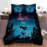 The Terminator Digital Art Poster Bed Sheets Spread Comforter Duvet Cover Bedding Sets