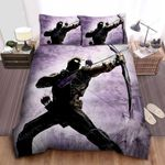 Hawkeye The Marksman Bed Sheets Spread Comforter Duvet Cover Bedding Sets