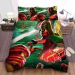 Ninjago Hands Of Time Bed Sheets Spread Comforter Duvet Cover Bedding Sets
