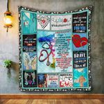 We Are Here For You Medical Assistant Quilt Blanket Great Customized Blanket Gifts For Birthday Christmas Thanksgiving