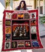 Bernese Mountain Dog Master Of Puppies Quilt Blanket Great Customized Blanket Gifts For Birthday Christmas Thanksgiving Anniversary