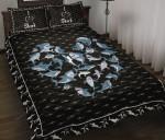Shark Heart Quilt Bedding Set