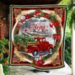 Country Roads Take Me Home Quilt Blanket Great Customized Blanket Gifts For Birthday Christmas Thanksgiving
