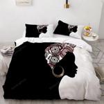 Africa Black Women Bedding Set Bed Sheets Spread Comforter Duvet Cover Bedding Sets