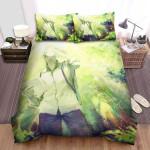 Mushishi Anime Ginko Bed Sheets Spread Comforter Duvet Cover Bedding Sets