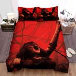 Evil Dead Screaming Bed Sheets Spread Comforter Duvet Cover Bedding Sets