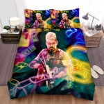 Army Of The Dead Shooting Guns Bed Sheets Spread Comforter Duvet Cover Bedding Sets