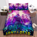 Army Of The Dead Movie Poster 5 Bed Sheets Spread Comforter Duvet Cover Bedding Sets