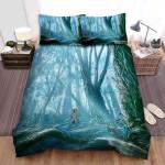 Mushishi Anime Forest Artwork Bed Sheets Spread Comforter Duvet Cover Bedding Sets