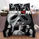 Scream 4 Movie Poster 10 Bed Sheets Spread Comforter Duvet Cover Bedding Sets