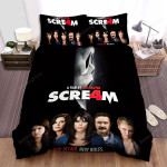 Scream 4 Movie Poster 9 Bed Sheets Spread Comforter Duvet Cover Bedding Sets