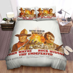 The Undefeated Movie Poster Bed Sheets Spread Comforter Duvet Cover Bedding Sets Ver 3