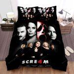 Scream 4 Movie Poster 2 Bed Sheets Spread Comforter Duvet Cover Bedding Sets