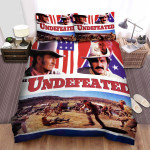 The Undefeated Movie Poster Bed Sheets Spread Comforter Duvet Cover Bedding Sets Ver 2