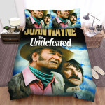 The Undefeated Movie Poster Bed Sheets Spread Comforter Duvet Cover Bedding Sets Ver 6