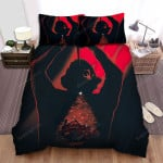 Black Christmas Movie Dark Photo Bed Sheets Spread Comforter Duvet Cover Bedding Sets