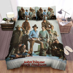 The Undefeated Movie Poster Bed Sheets Spread Comforter Duvet Cover Bedding Sets Ver 7