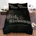 Black Christmas Movie Poster Ii Photo Bed Sheets Spread Comforter Duvet Cover Bedding Sets