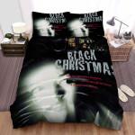 Black Christmas Movie Poster I Photo Bed Sheets Spread Comforter Duvet Cover Bedding Sets