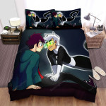 Randy Cunningham: 9th Grade Ninja Shy With Danny Bed Sheets Spread Duvet Cover Bedding Sets