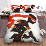 Randy Cunningham: 9th Grade Ninja Being Careful Bed Sheets Spread Duvet Cover Bedding Sets