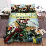 Gremlins 2: The New Batch Paradigm Art Bed Sheets Spread Comforter Duvet Cover Bedding Sets