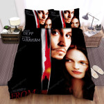 From Hell Movie Poster 2 Bed Sheets Spread Comforter Duvet Cover Bedding Sets