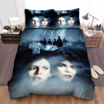 The Fog Cemetery Bed Sheets Spread Comforter Duvet Cover Bedding Sets