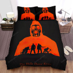 The Hills Have Eyes Movie Poster 3 Bed Sheets Spread Comforter Duvet Cover Bedding Sets