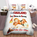 The Harvey Girls Movie Poster I Photo Bed Sheets Spread Comforter Duvet Cover Bedding Sets