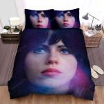 Under The Skin (I) Movie Potrait Photo Bed Sheets Spread Comforter Duvet Cover Bedding Sets