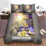 Frankenstein A Universal Picture  Bed Sheets Spread Comforter Duvet Cover Bedding Sets