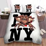 Gremlins 2: The New Batch Iny Bed Sheets Spread Comforter Duvet Cover Bedding Sets