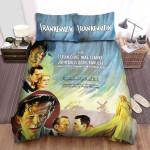 Frankenstein Movie Poster 2 Bed Sheets Spread Comforter Duvet Cover Bedding Sets