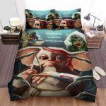 Gremlins 2: The New Batch We Told You Bed Sheets Spread Comforter Duvet Cover Bedding Sets
