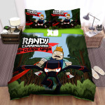 Randy Cunningham: 9th Grade Ninja The Poster Bed Sheets Spread Duvet Cover Bedding Sets