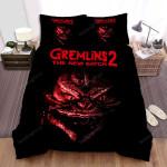 Gremlins 2: The New Batch Face Bed Sheets Spread Comforter Duvet Cover Bedding Sets