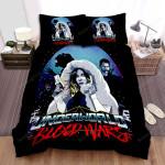 Underworld: Blood Wars Movie Art Bed Sheets Spread Comforter Duvet Cover Bedding Sets Ver 3