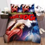 The Fog Movie Poster 3 Bed Sheets Spread Comforter Duvet Cover Bedding Sets
