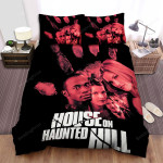 House On Haunted Hill Movie Poster Iii Photo Bed Sheets Spread Comforter Duvet Cover Bedding Sets