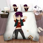 Randy Cunningham: 9th Grade Ninja Solo Image Bed Sheets Spread Duvet Cover Bedding Sets