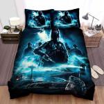 The Fog Dark Night Bed Sheets Spread Comforter Duvet Cover Bedding Sets